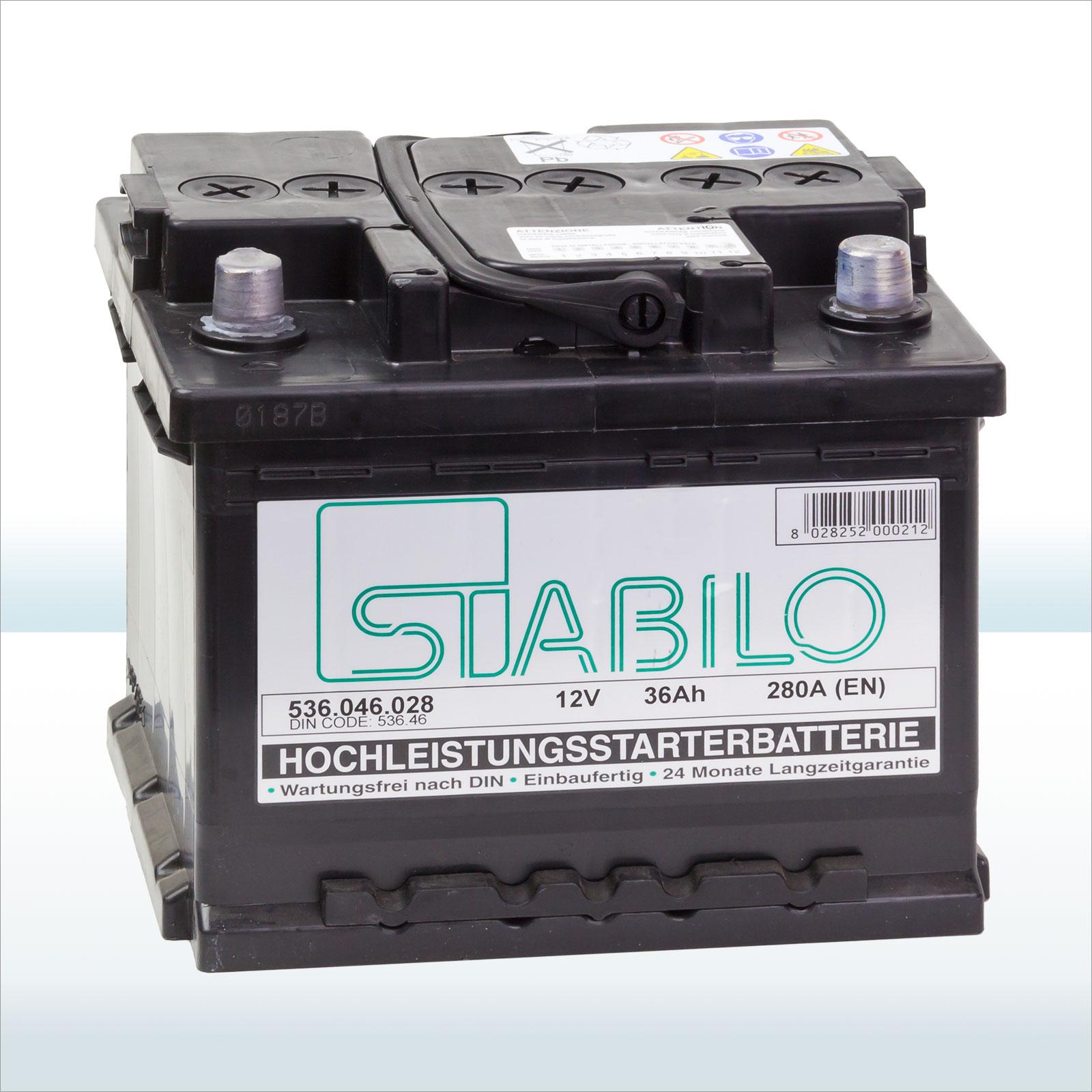 149001 car battery starter battery 12v 36ah new ebay. Black Bedroom Furniture Sets. Home Design Ideas