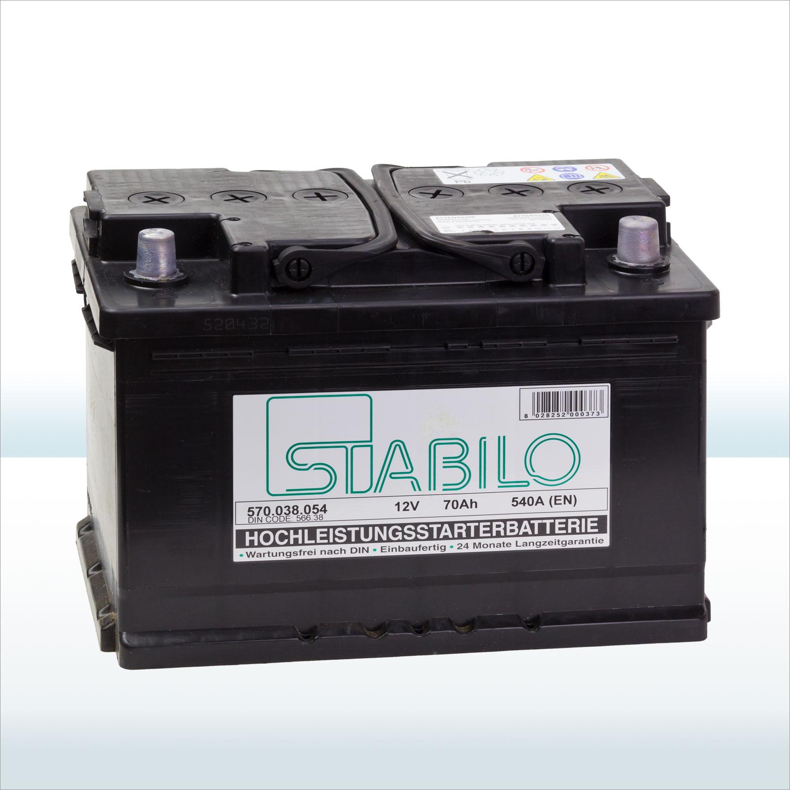 149019 autobatterie starterbatterie 12v 70ah neu ebay. Black Bedroom Furniture Sets. Home Design Ideas