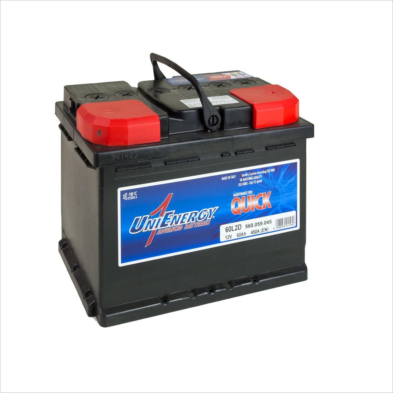 177027 autobatterie starterbatterie 12 v 60 ah 450 a. Black Bedroom Furniture Sets. Home Design Ideas