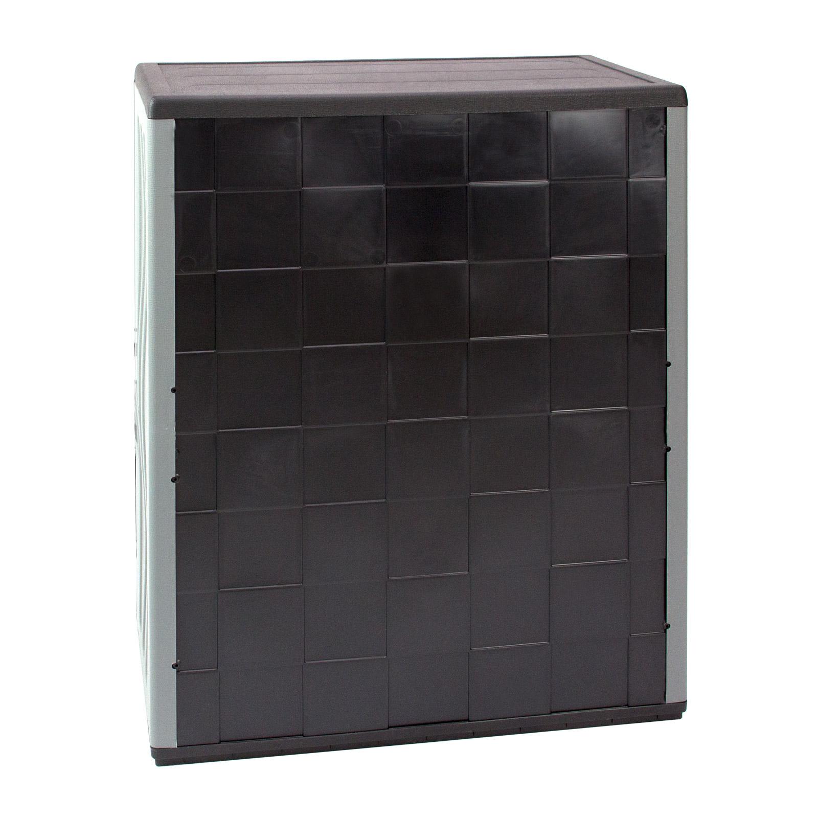 kunststoff schrank kellerschrank spind kunststoffschrank ger teschrank 10064 ebay. Black Bedroom Furniture Sets. Home Design Ideas