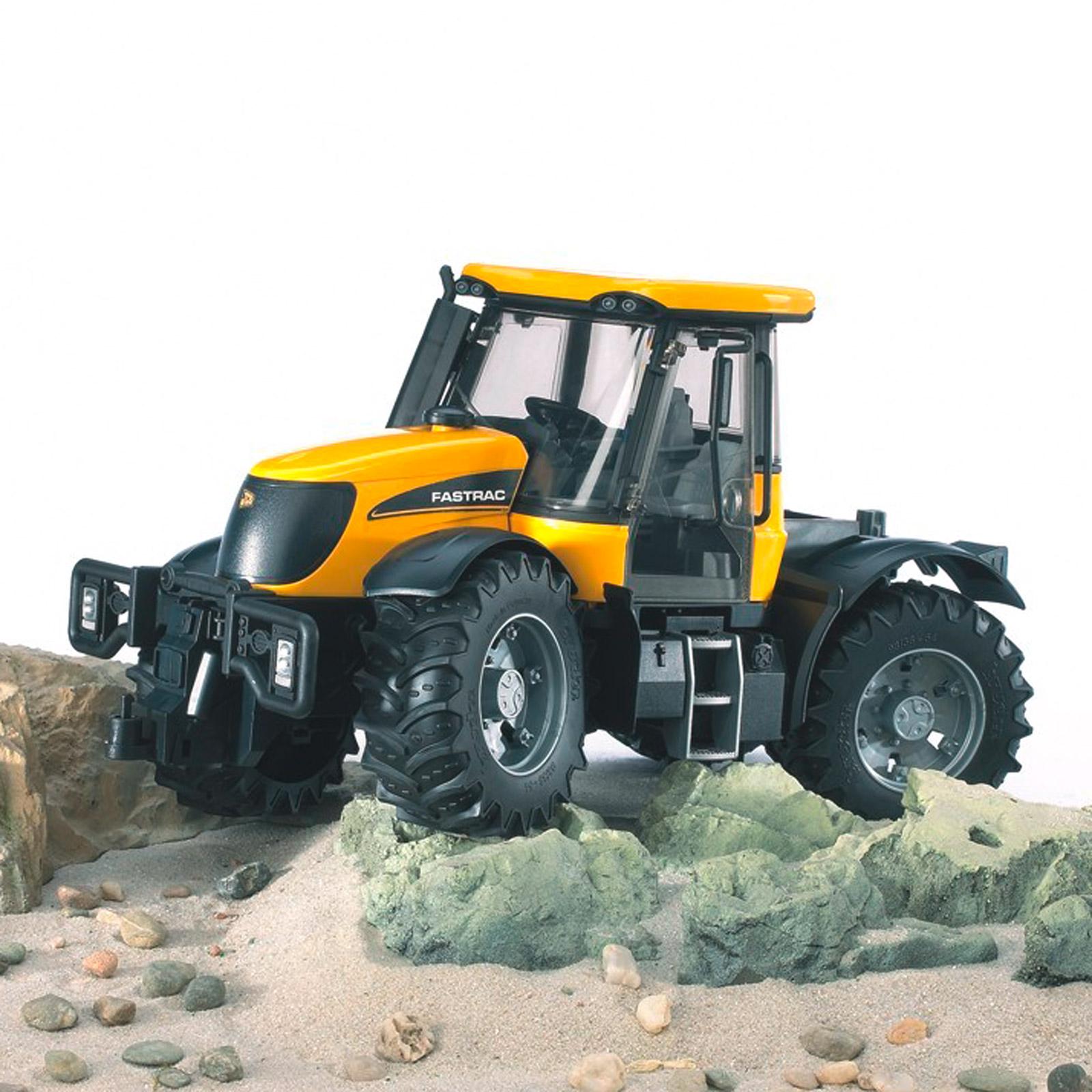 bruder 03030 traktor jcb fastrac 3220 neu 10345 ebay. Black Bedroom Furniture Sets. Home Design Ideas