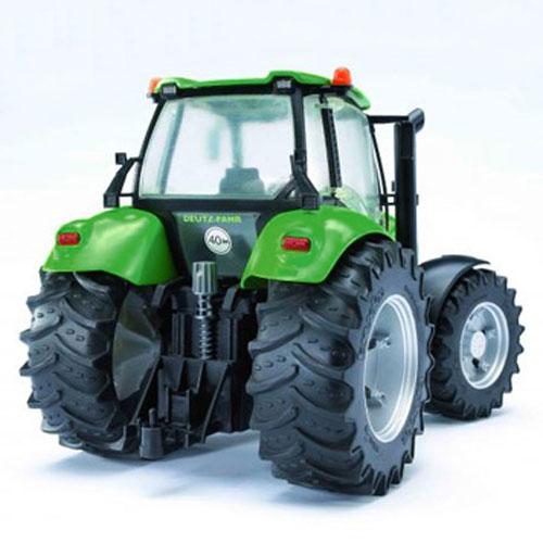 bruder 03080 deutz agrotron x720 schlepper traktor 10348. Black Bedroom Furniture Sets. Home Design Ideas