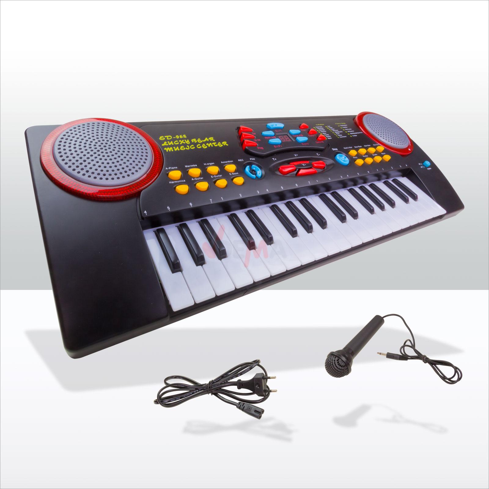 912454-Kinder-Keyboard-elektrisches-Klavier-Piano-Musik-KB37-Melodien-10810