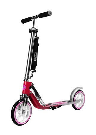 917764 hudora big wheel mc magenta silber 205 rollen roller freizeit sport ebay. Black Bedroom Furniture Sets. Home Design Ideas