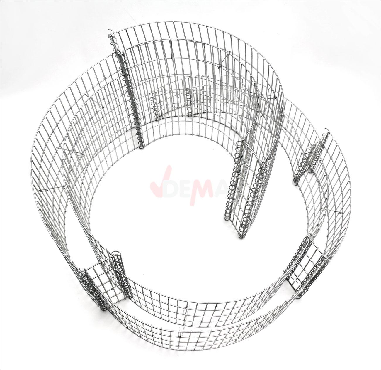gabione kr uterspirale kr uterschnecke hochbeet kr uter pflanzen garte 918489 ebay. Black Bedroom Furniture Sets. Home Design Ideas
