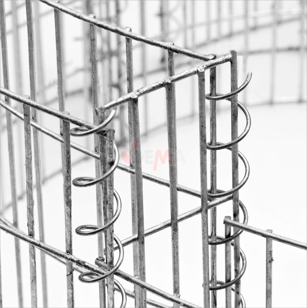 918489 gabione kr uterspirale kr uterschnecke gabionen. Black Bedroom Furniture Sets. Home Design Ideas