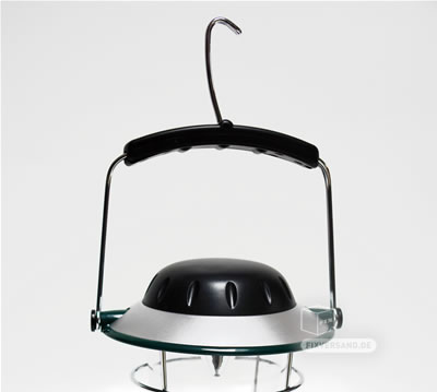 campinglampe mit led campinglaterne campingleuchte zeltlampe 17556. Black Bedroom Furniture Sets. Home Design Ideas