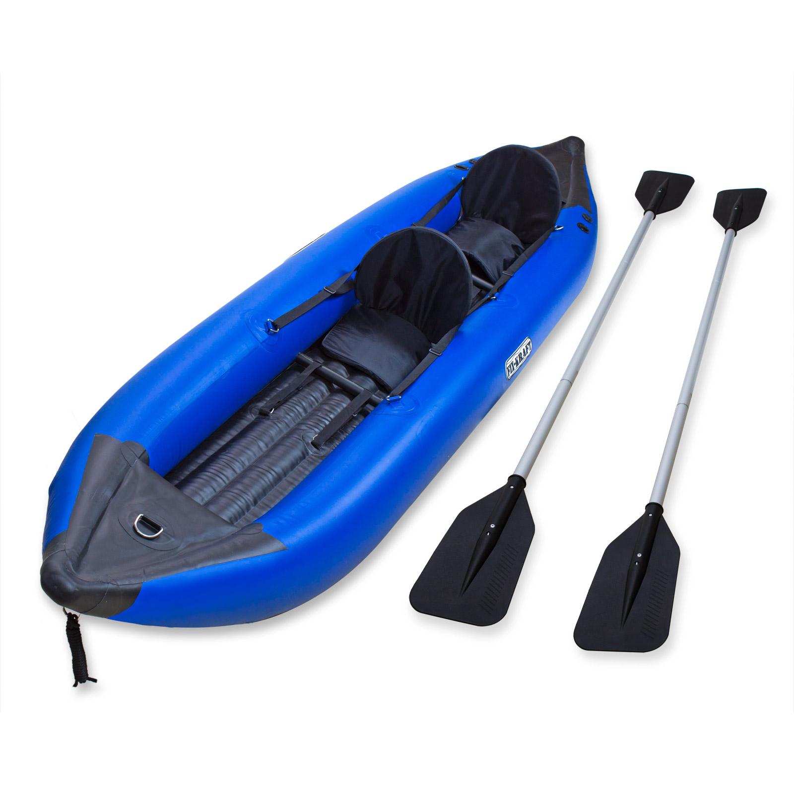 918295 fix kraft kajak schlauchboot 2 mann kayak kanu boot. Black Bedroom Furniture Sets. Home Design Ideas