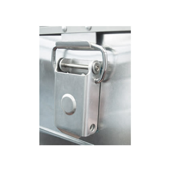 915827 aluboxen alukoffer aufbewahrungsbox 2er set neu ebay. Black Bedroom Furniture Sets. Home Design Ideas