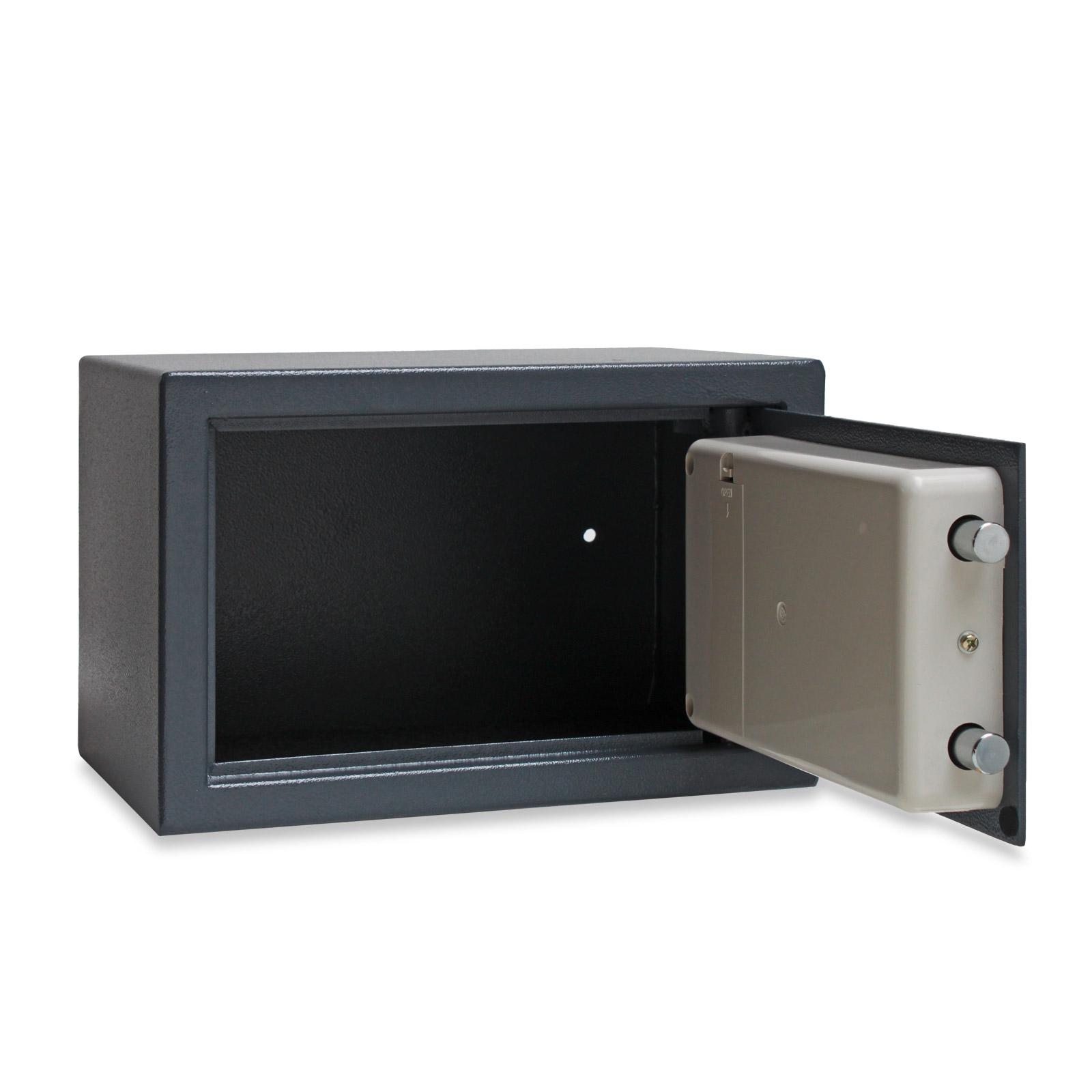 914144 m beltresor digital schl ssel 31x20x20 cm safe tresor wandtresor wandsafe ebay. Black Bedroom Furniture Sets. Home Design Ideas