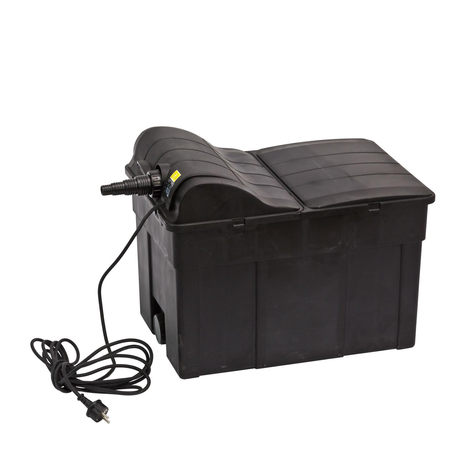 918683 teichfilter uvc druckfilter gartenteichfilter wasserfilter tf 12000 l h. Black Bedroom Furniture Sets. Home Design Ideas