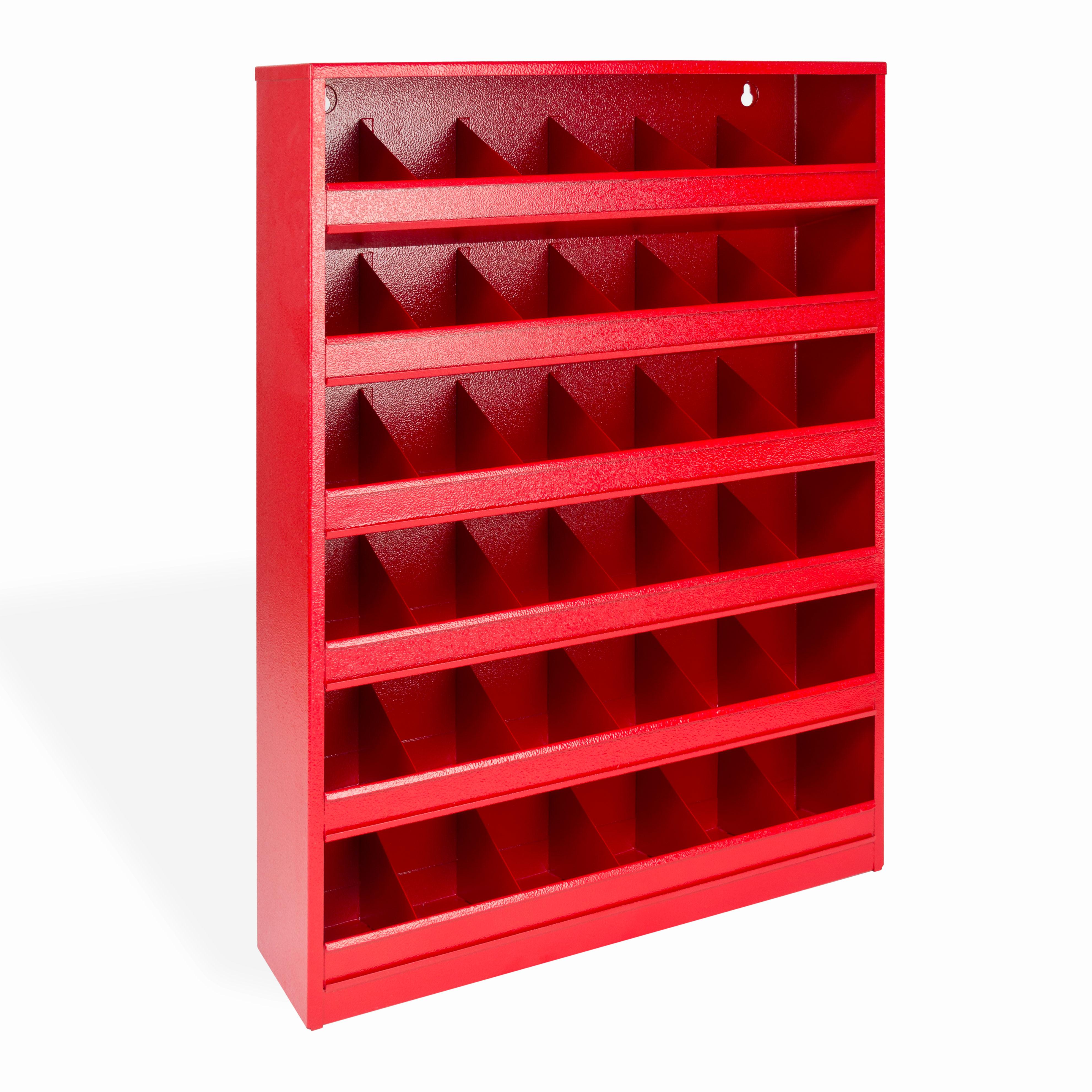 919498 kleinteilemagazin sch ttenregal schraubenregal. Black Bedroom Furniture Sets. Home Design Ideas