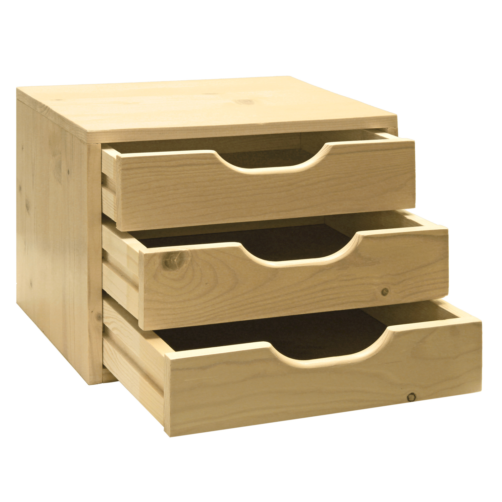 nachttisch holzbox box kiste holz schubladen neu 40617 ebay. Black Bedroom Furniture Sets. Home Design Ideas