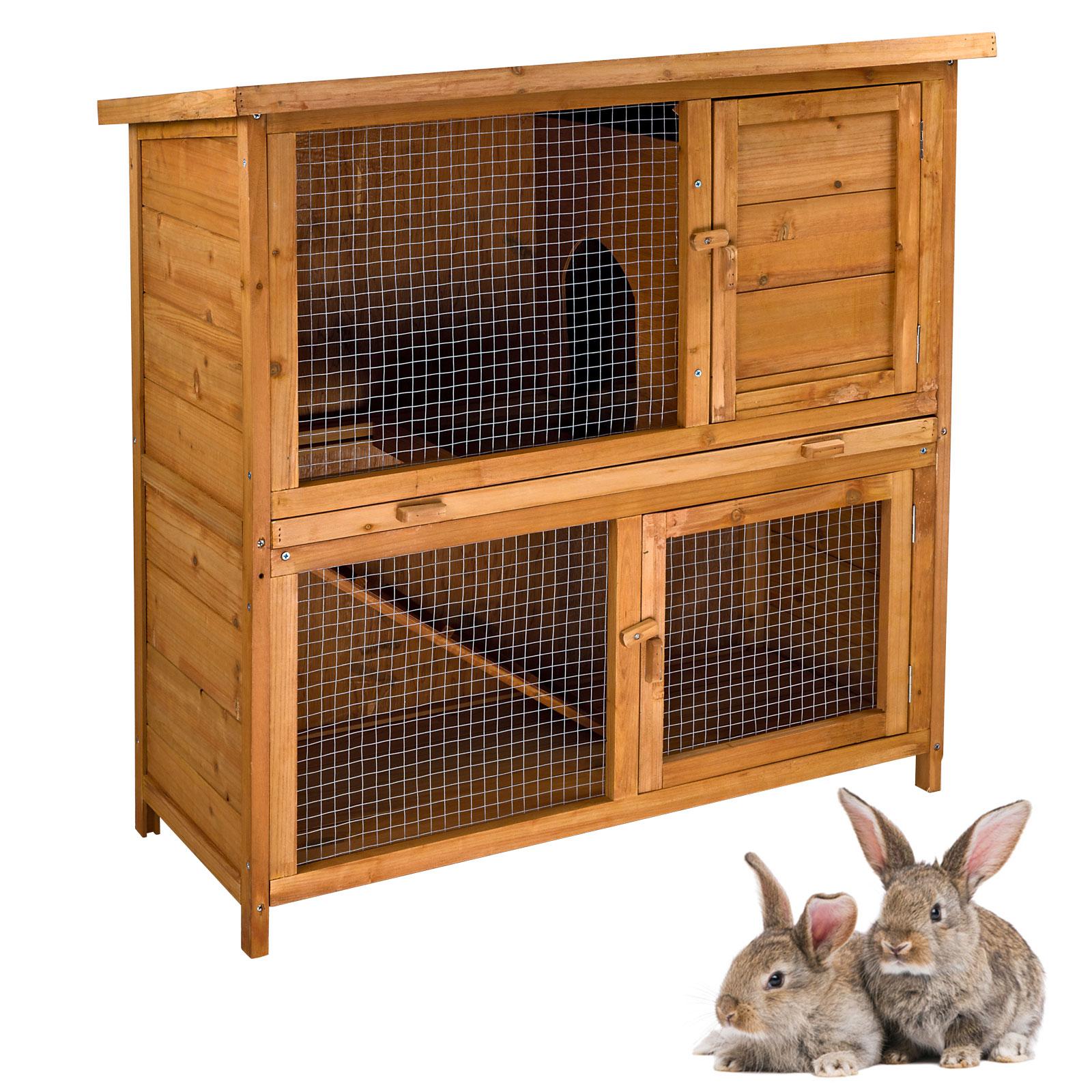 hasenstall kaninchenstall meerschweinchenstall 41228 ebay. Black Bedroom Furniture Sets. Home Design Ideas