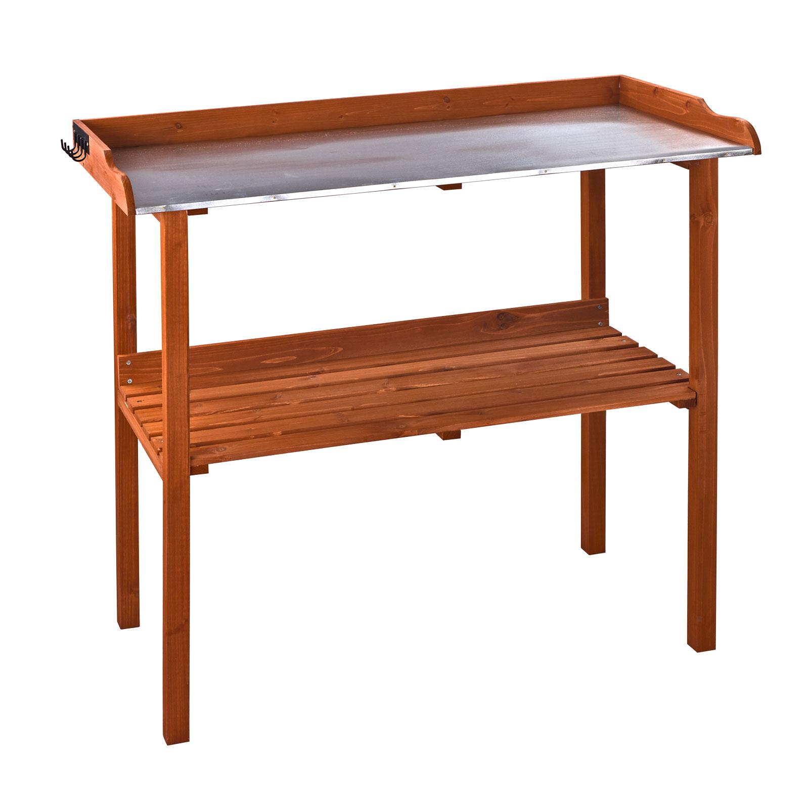 pflanztisch gartentisch blumentisch g rtnertisch. Black Bedroom Furniture Sets. Home Design Ideas