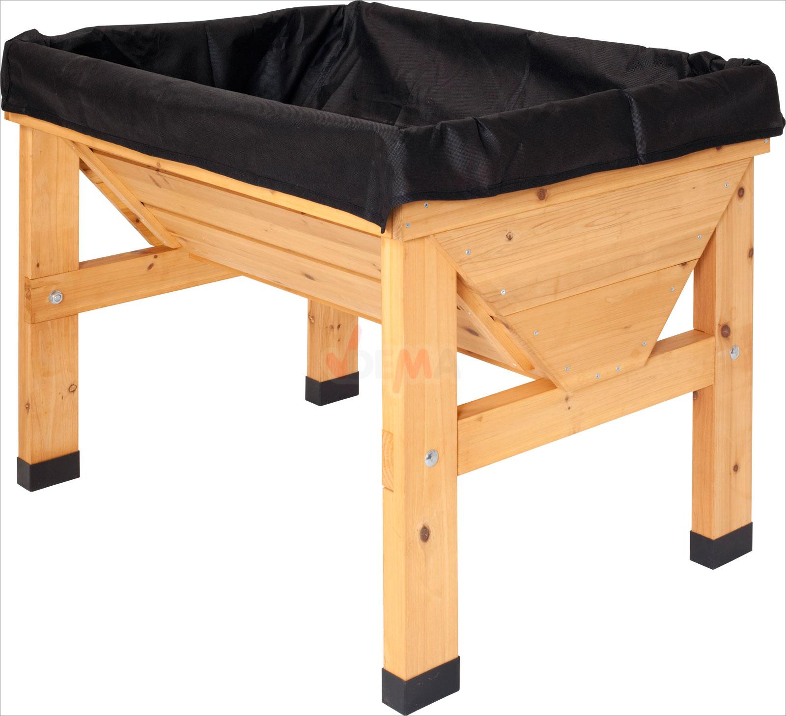 919538 ersatzvlies f r vegtrug hochbeet pflanzenkasten. Black Bedroom Furniture Sets. Home Design Ideas