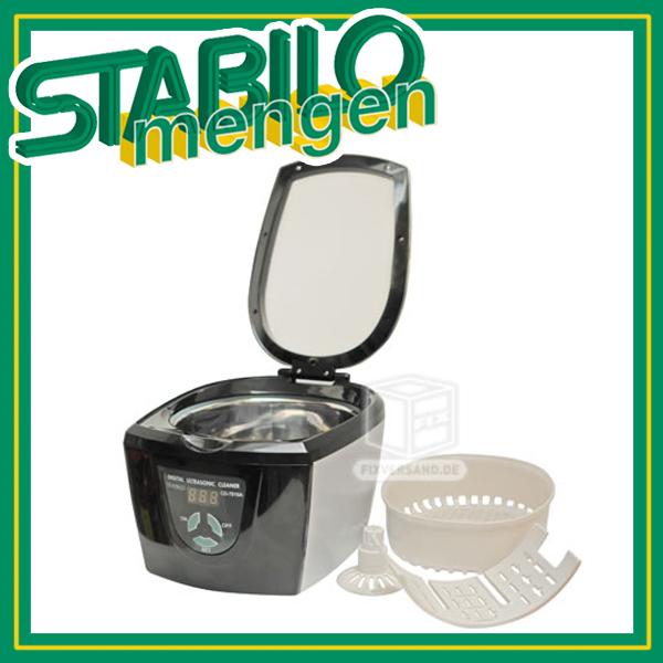 911212-Ultraschallreiniger-Ultraschallgeraet-750-ml-Neu