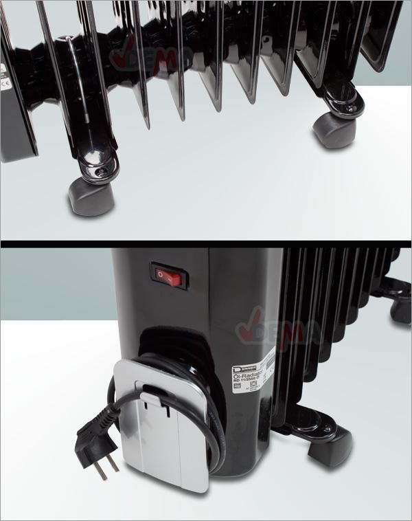 60958 elektrischer lradiator elektroheizung radiator heizung heizk rper mobil ebay. Black Bedroom Furniture Sets. Home Design Ideas
