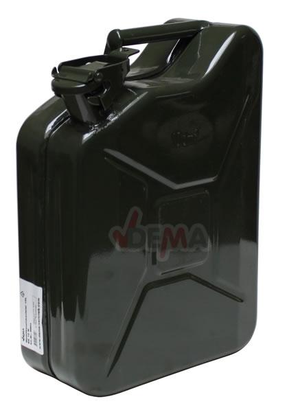 benzinkanister dieselkanister kanister metall 10l 68804 ebay. Black Bedroom Furniture Sets. Home Design Ideas