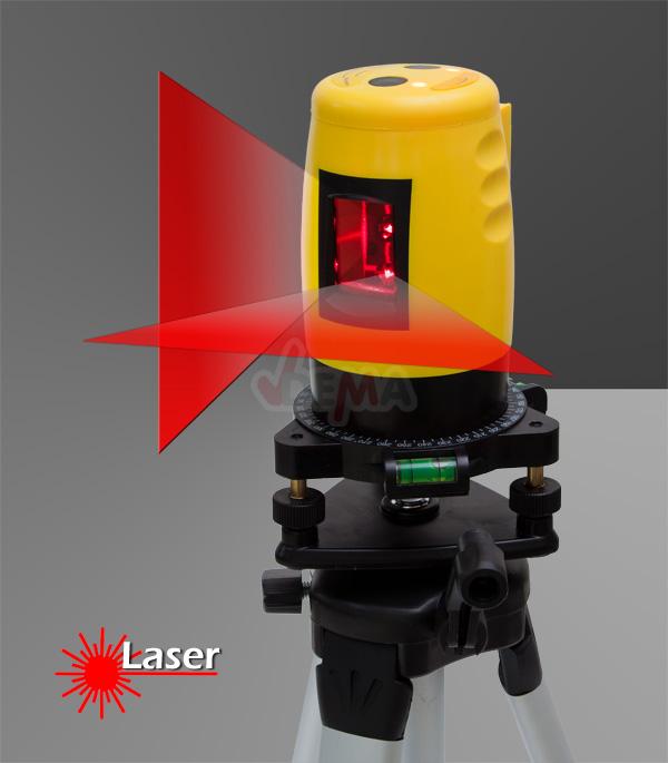 Nivelliergerät laser