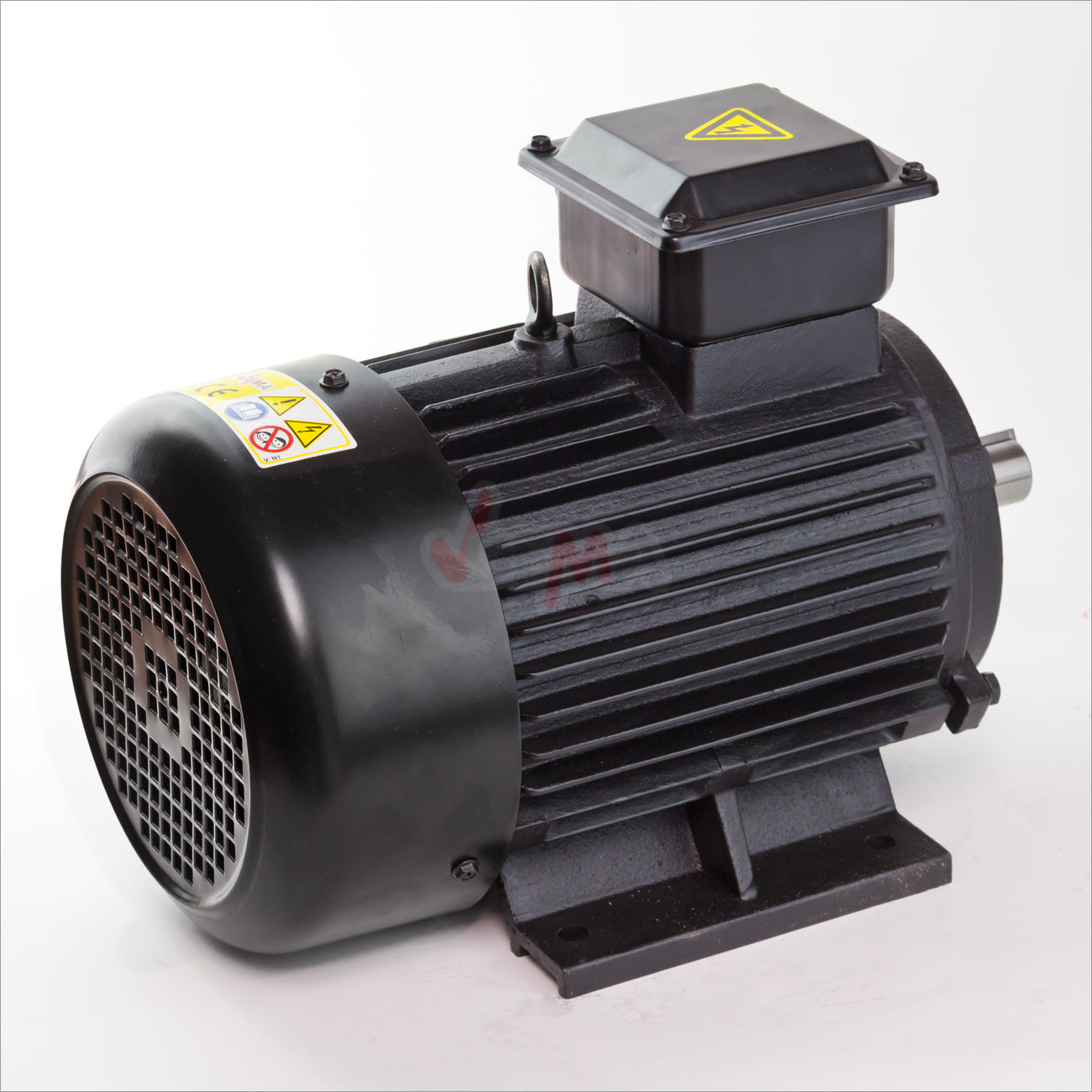 elektromotor 400v 4000w 4 0 kw drehstrommotor 2860 u min. Black Bedroom Furniture Sets. Home Design Ideas