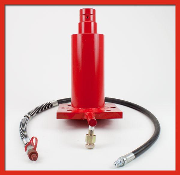 Zylinder Hydraulik Stempel für 40 t 40000 kg Presse 24481 NEU 18201