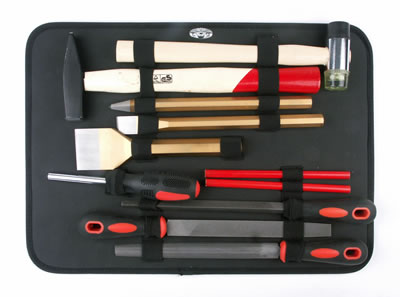 valise de d pannage 121 outils vintec outillage fournitures. Black Bedroom Furniture Sets. Home Design Ideas