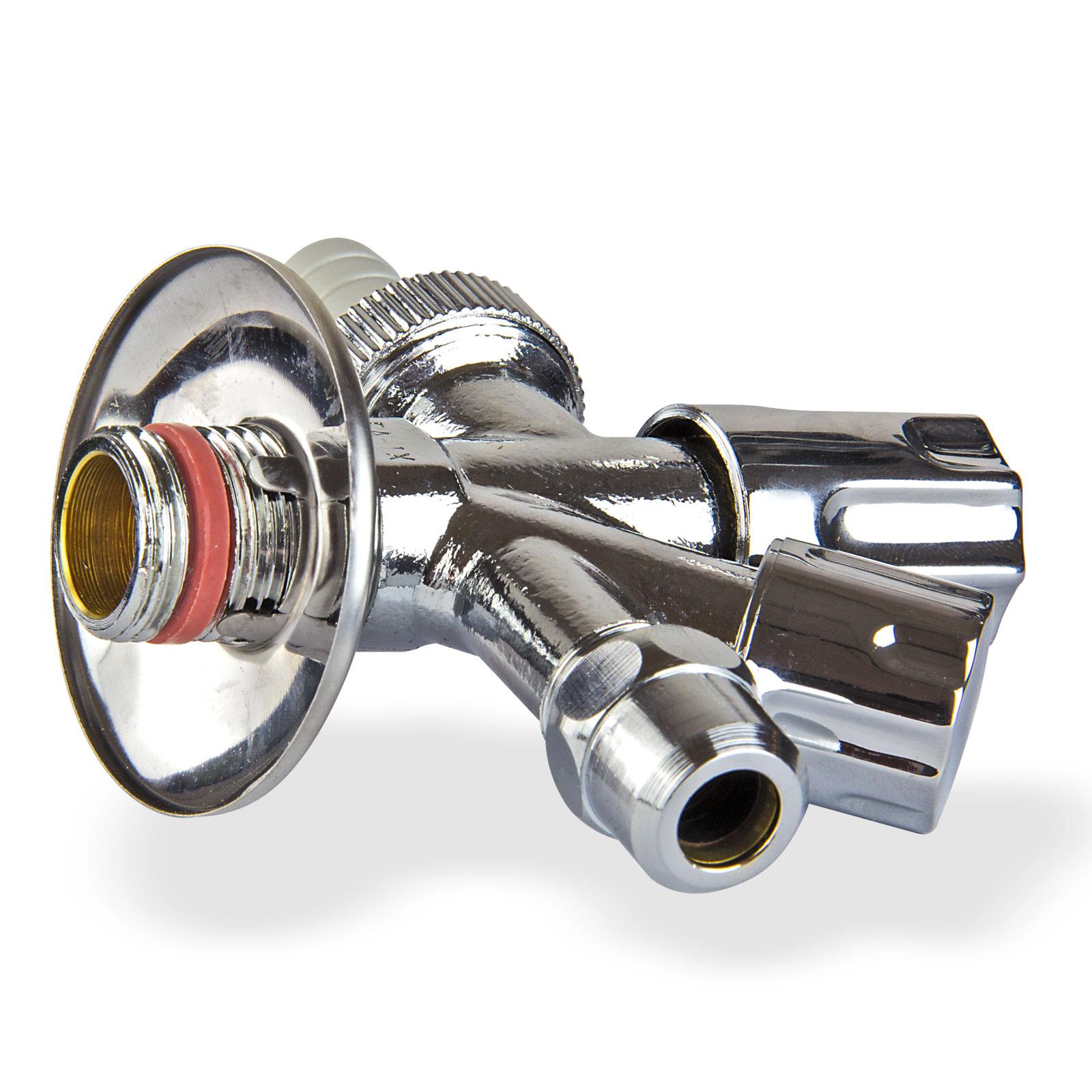 kombi eckventil waschmaschinen ventil anschluss geschirrsp ler 1 2 zoll x 10 ebay. Black Bedroom Furniture Sets. Home Design Ideas