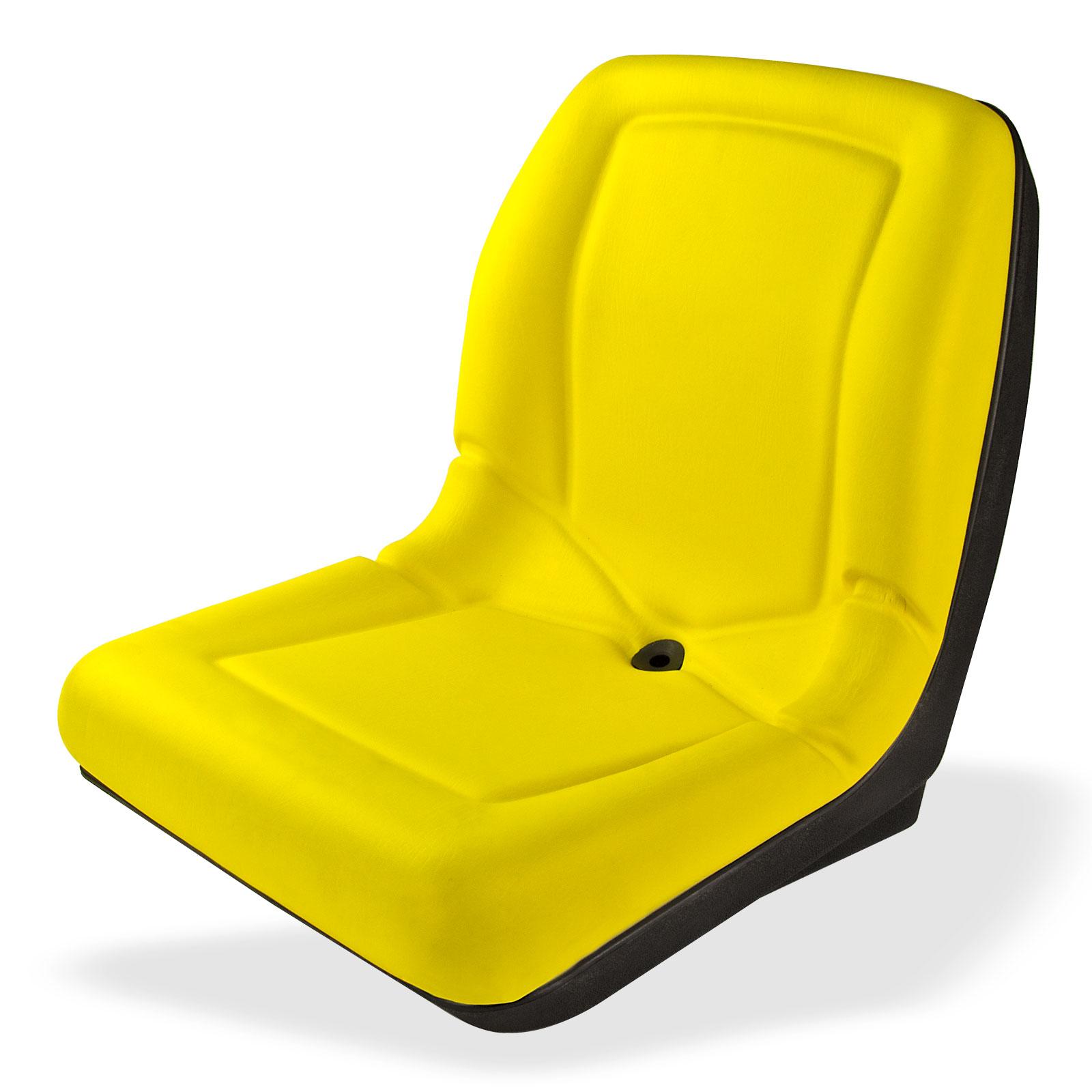 Sitzschale Schale für Traktorsitz Schleppersitz Traktor Sitz gelb Star ST1848